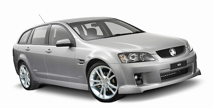 Sweet HSVi features can be added to most of the standard Holden vehicles.