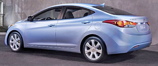 Clearly a class leader in design, the Hyundai Elantra is back with swooping lines and a great chassis.