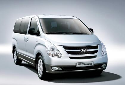 Hyundai H1 Review | Fleet