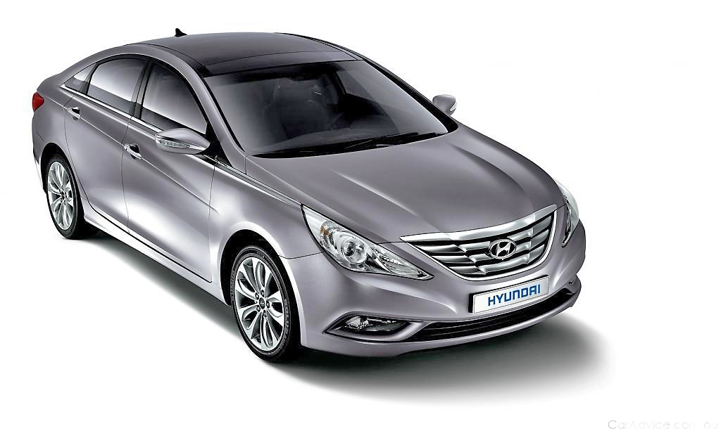 One of the best 2011 sedan designs belongs to the all new Hyundai i45.