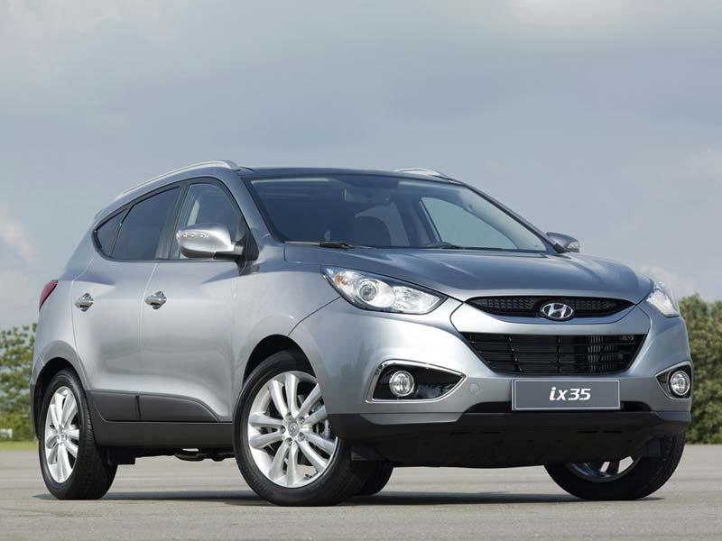 Hyundai iX35 Review | Private Fleet
