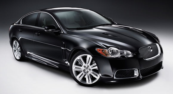 Not many cars - if any - look as stunning as the ultra-luxurious Jaguar XFR.
