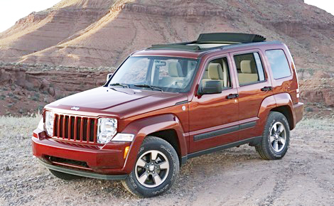 Jeep Cherokee Reviews & Discount Pricing | Private Fleet