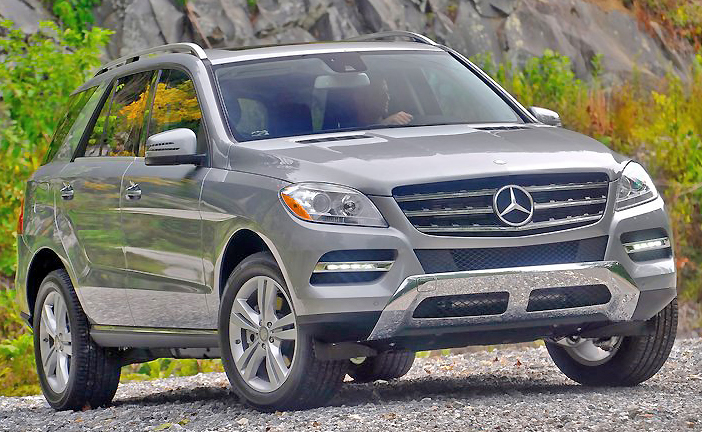 Mercedes M-Class keeps getting better. Crisp styling, a superior ride, safety and performance are all there.