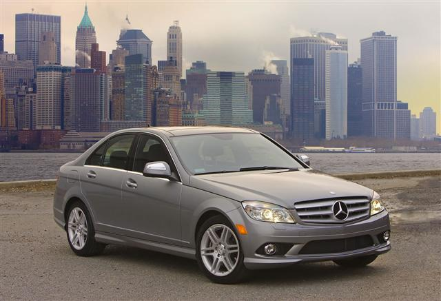 Mercedes Benz C180 Review Private Fleet