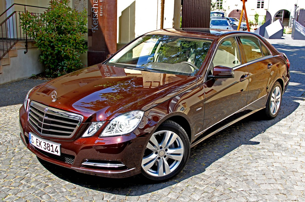 Mercedes-Benz has wowed the public with its classy new E-Class Sedans.