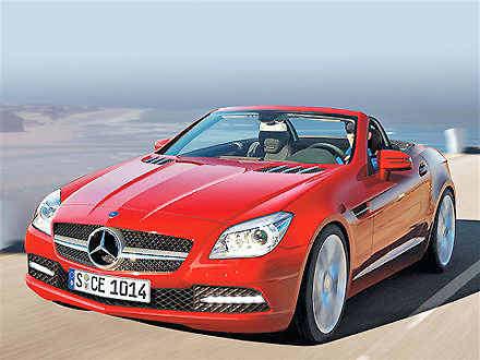 The Mercedes Benz SLK range just got a whole lot better with BlueEFFICIENCY engines under the stylish and sexy exterior.