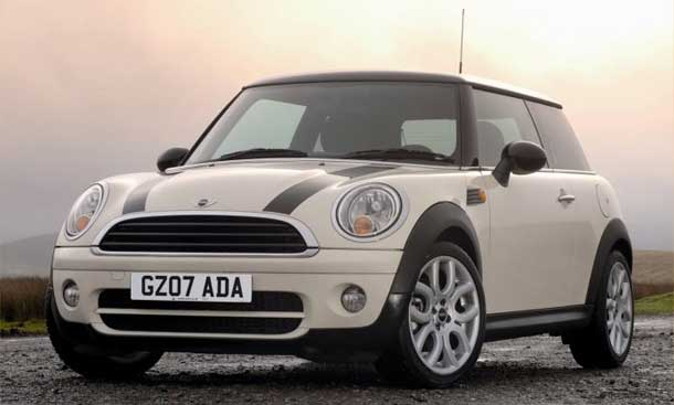The Mini Cooper D combines cool retro styling with the peformance of modern diesel technology.