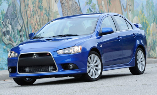 Mitsubishi Lancer Ralliart Review Private Fleet