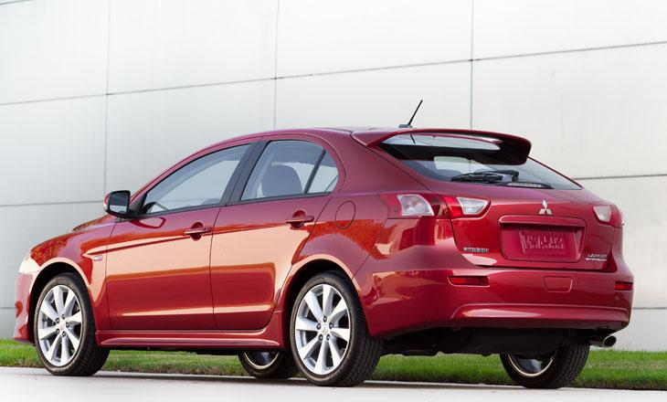 Offering a stylish hatch, Mitsubishi can be proud of the capable new Lancer Sportback