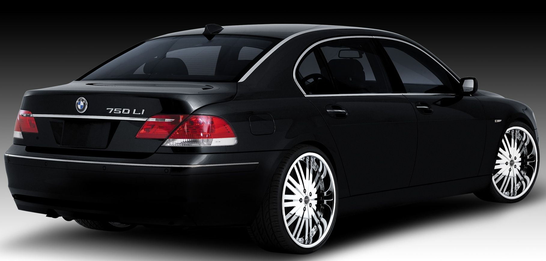 New Bmw 7 Series Private Fleet