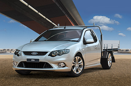 New Ford Falcon Ute Private Fleet