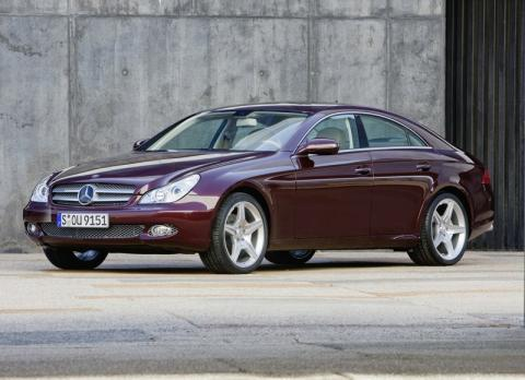 New mercedes cls class private fleet for Mercedes benz roadside assistance free