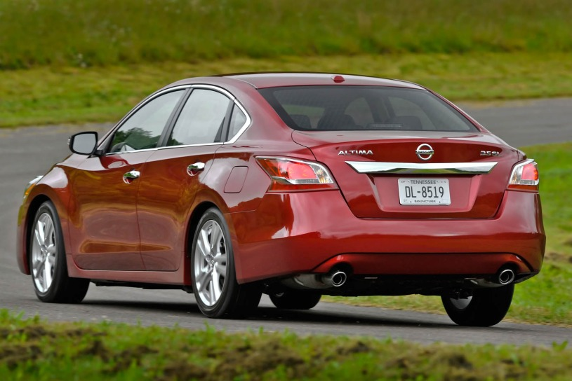 test hybrid altima nissan original s car photo reviews driver road review and
