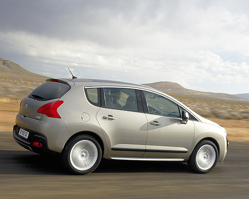Is the Peugeot 3008 an SUV, an MPV or a five-door hatchback? Or is it just plain gorgeous?