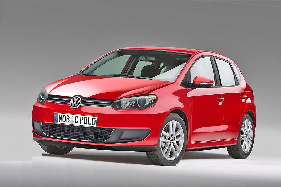 The Volkswagen Polo is set to take the world car award for another year, I'm sure.
