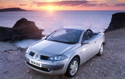 The Renault Megane Coupe Cabriolet is a refined and ladylike piece of French engineering.