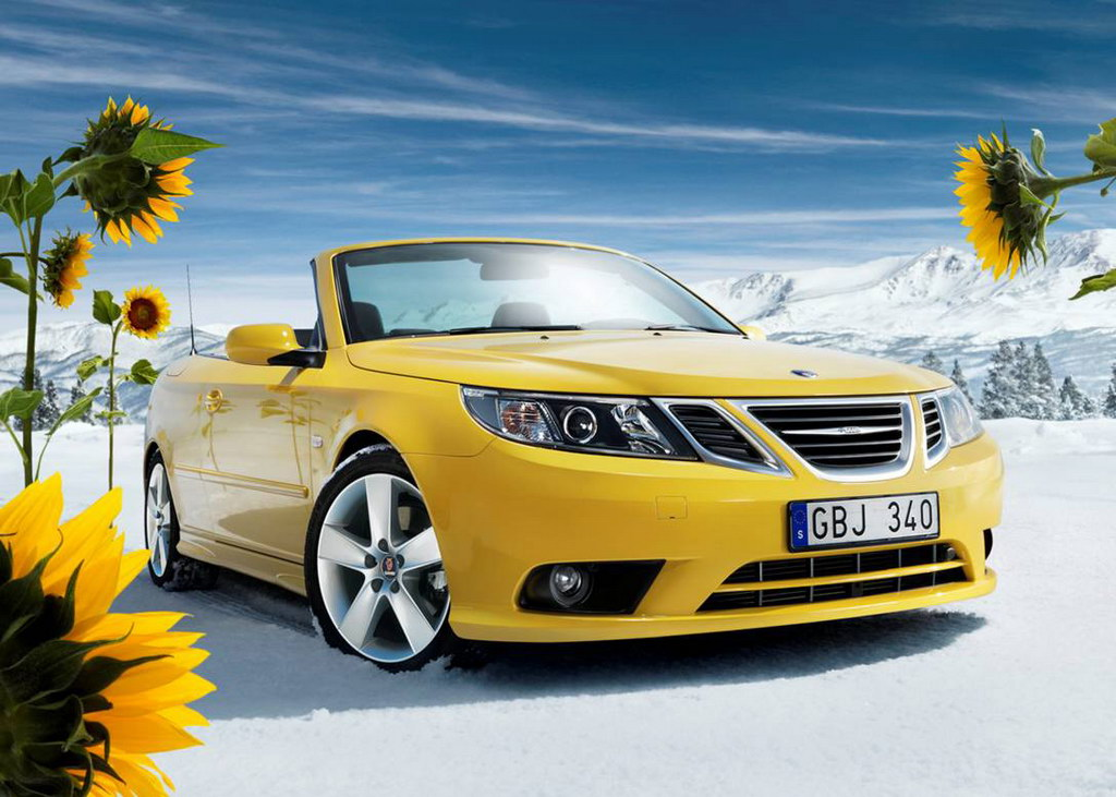 The Saab 93 Convertible is a car that can put a smile on anyone's face, especially the driver's.