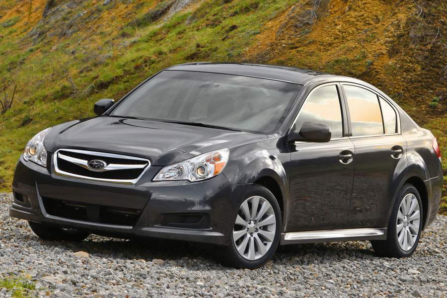 The Subaru Liberty 3.6R Premium is the flagship model in the Liberty lineup.