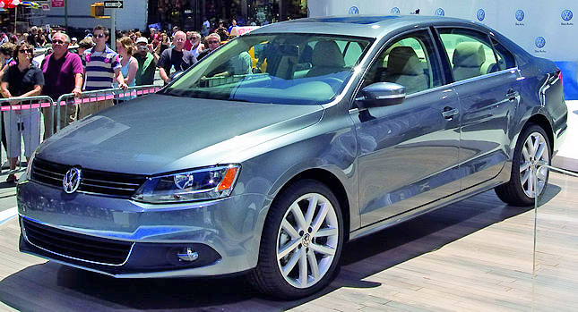 The Volkswagen Jetta has, again, been updated. Its clean athletic lines are appealing.
