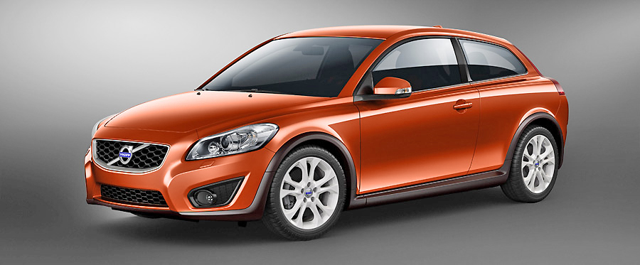 Volvo C30 2012 Review | Private Fleet