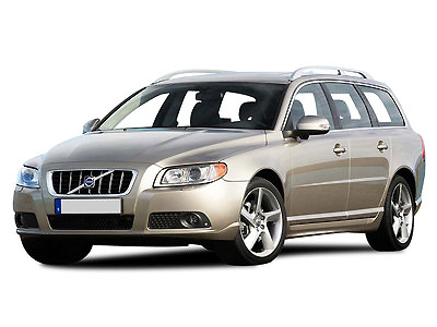 Smooth, roomy lines all add up to make the new Volvo V70 very desirable.