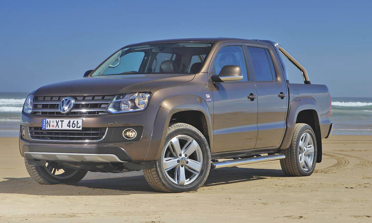Volkswagen Amarok Review And Vw Discount Pricing Private
