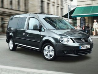 The Volkswagen Caddy Maxi Life is bidding fair to be the Kombi for the 21st century.