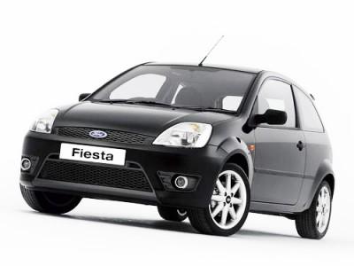 Ford Fiesta Zetec S (UK)