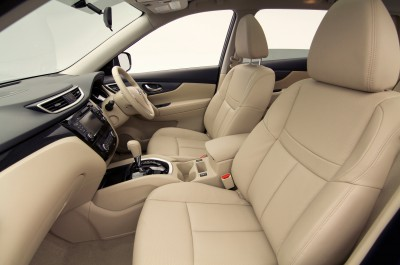 Interior style for new Nissan X-Trail