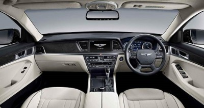 Hyundai Genesis Interior