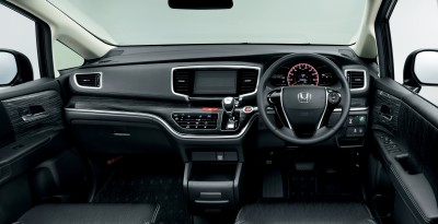Inside the new Honda Odyssey