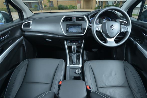 Suzuki Sx Interior Light