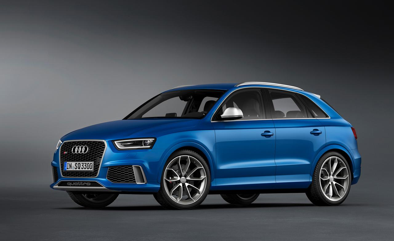 Audi Rs Q3 Private Fleet