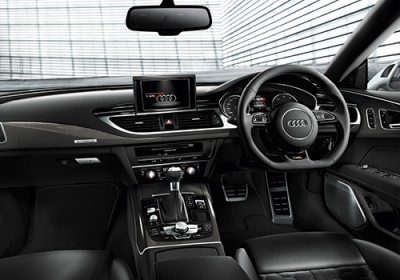 Audi RS7 Dashboard