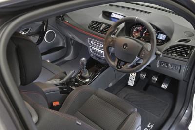 Renault Megane R.S 265 Interior