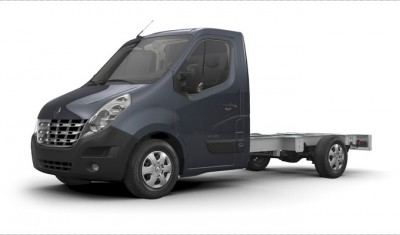 Renault Master Single Cab Chassis