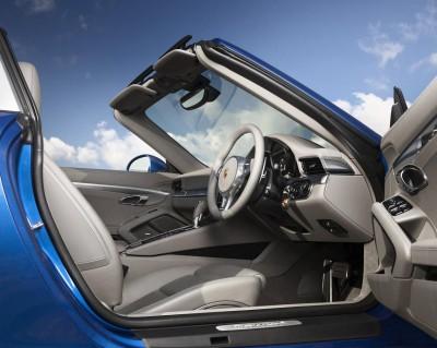 Porsche 911 Targa Interior