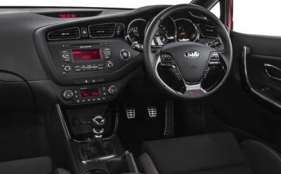 Kia Proceed Interior