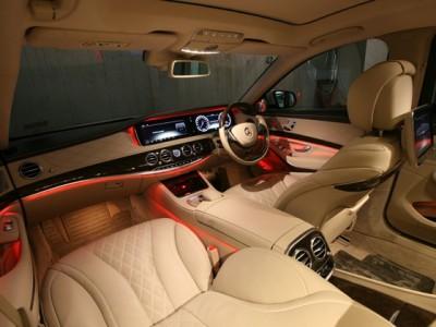 Mercedes Benz S-Class Interior