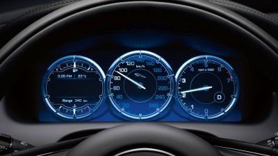 Jaguar XJR SWB interior