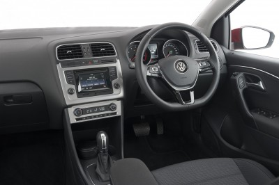 VW Polo Interior 2014