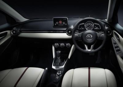 Mazda2 Interior 2015