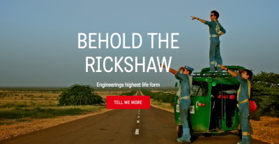 The Rickshaw Run Driving Adventure