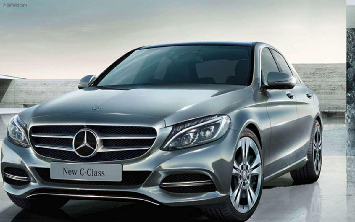 C class diesel sedan private fleet for Mercedes benz c300 cost