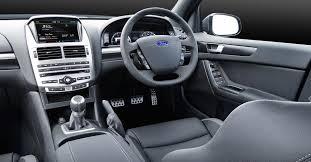 Ford Falcon XR8 FG X Interior