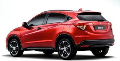 The Honda HR-V is sure to be a favourite family car.