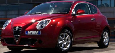 The scrumptious good looks of the Alfa Romeo MiTo Twin Air