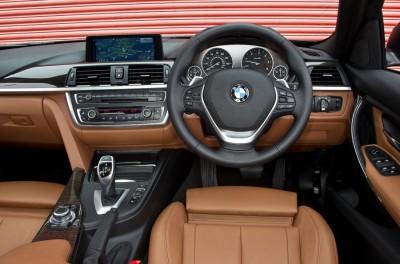 BMW 3 Touring Diesel Interior