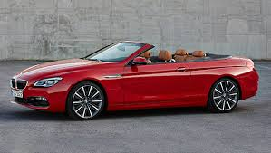 BMW 6 Convertible